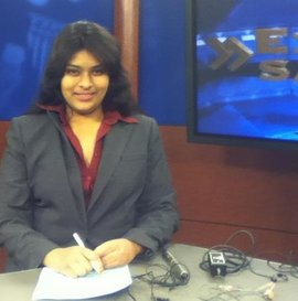 Before going live on ICTV's political talk show 'Experts Say'