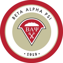 Beta Alpha Psi Official Logo