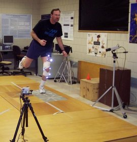 Biomechanics Lab Exercise And Sport Sciences Ithaca
