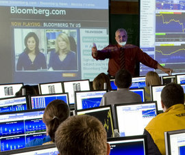 Bloomberg Terminals Mean Business