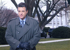 Bob Kur reporting from the White House in 2006