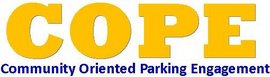 C.O.P.E. Community Oriented Parking Engagement