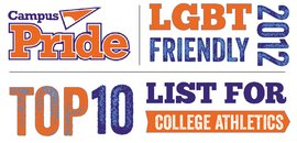 Campus Pride LGBT Friendly