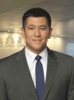 Carl Quintanilla, provided by CNBC