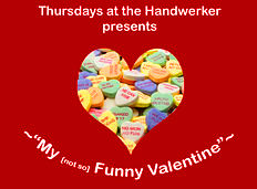 Celebrate Valentine's Day at the Handwerker Gallery!