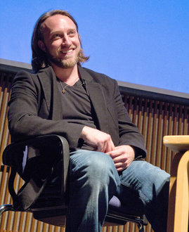 Chad Hurley, co-founder of YouTube