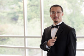 Chun-Ming Chen, MM Conducting, 2011