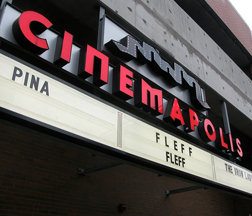 Cinemapolis theater, downtown Ithaca, photo courtsey of VisitIthaca.com