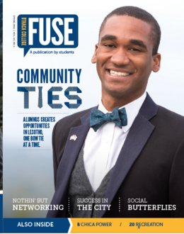 Cover Image of Spring 2016 Fuse