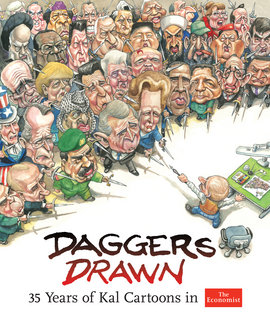 Cover of Book, Daggers Drawn