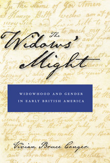 Cover of THE WIDOWS' MIGHT