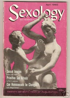 Cover of an Old Sex Studies Magazine