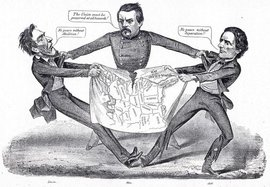 Posters And Election Propaganda Tagged As Jefferson Davis