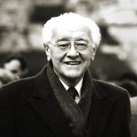 Czech Composer Karel Husa