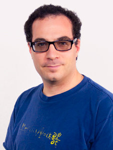 David Kornreich, assistant professor, Department of Physics and Astronomy