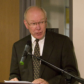 Dean Art Ostrander will retire in June 2008
