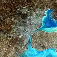 Detroit NASA Image