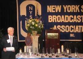 Don Alhart '66 Inducted into the NYSBA Hall of Fame