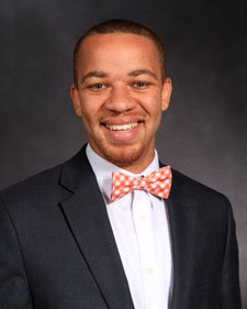 Donathan Brown, assistant professor in the Ithaca College Department of Communication Studies
