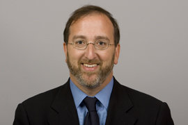 Ed Glazer '92 photo courtesy of the Tampa Bay Buccaneers