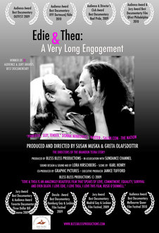 �Edie & Thea: A Very Long Engagement,� will be shown on Thursday, Sept. 12 at 7 p.m. in Textor 101.