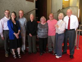 Emeritus Reception