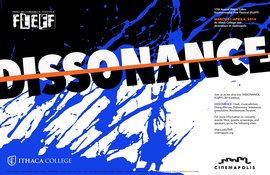 FLEFF 2014 Poster: Dissonance