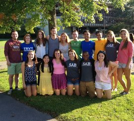 Fall 2014 SLC Staff