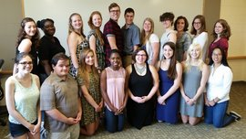 Fall 2015 Ithaca-based Interns