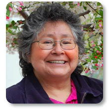 Freida Jacques, Turtle Clan Onondaga