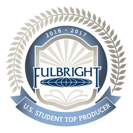 Fulbright Student Top Producer