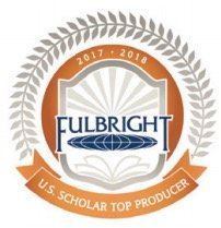 Fulbright logo. Photo submitted