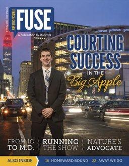 Fuse Magazine Cover - Spring 2013