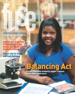 Fuse Spring 2011 Cover