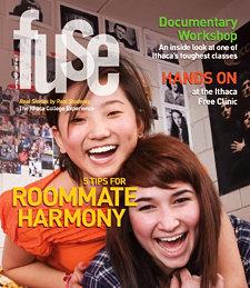 Fuse spring 2009 | vol. 3 no. 1
