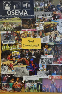 Get Involved Collage
