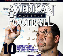 Glenn Caruso Football Cover