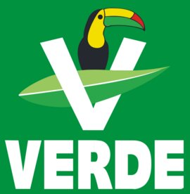 Green Party Logo, Mexico
