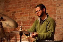 Greg Evans, Percussion/Drumset