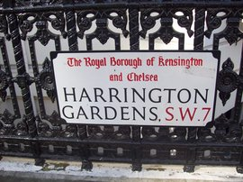 Harrington Gardens