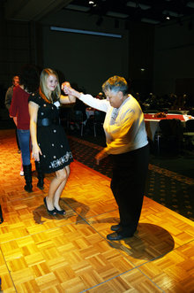 Harvet Moon Dance is Nov. 7 at 6:30pm in Emerson Suites!