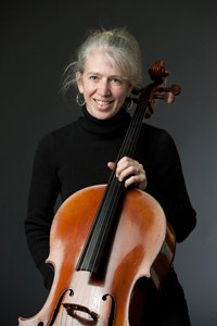 Heidi Hoffman, Cello