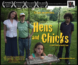 Hens and Chicks Film Poster