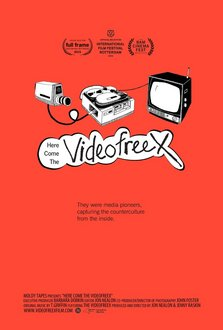 Here Come the Videofreex movie poster
