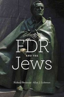 "Historian Richard Breitman will present ""FDR and the Jews: Before the War and the Holocaust"" at 7:30 p.m. in Emerson Suites, Phillips Hall."