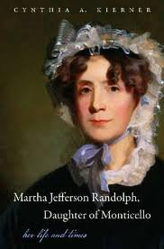 Historian will discuss Martha Jefferson Randolph at Ithaca College