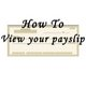 How To View Your Payslip