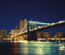 ICNYC skyline view