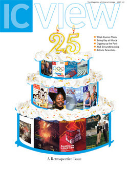 ICView 25th Anniversary Issue Cover
