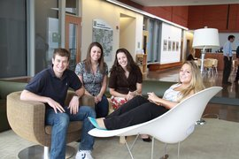 IC Business Students: Working Toward a Sustainable Future
